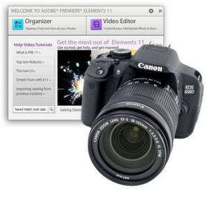 Canon's EOS 650D has a hybrid digital focusing system.