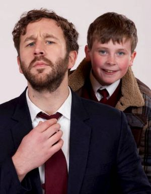 Chris O'Dowd stars in <i>Moone Boy</i>, which is based on his childhood.