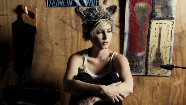 Missy Higgins will perform at The Royal Theatre on Friday, November 23.