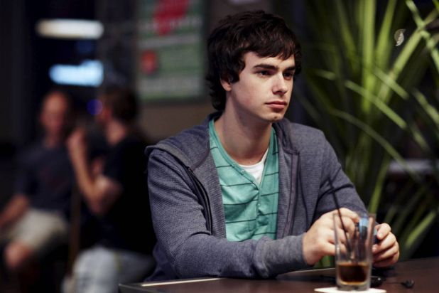 "Blake Davis played gay teenager Richie in ""The Slap""."