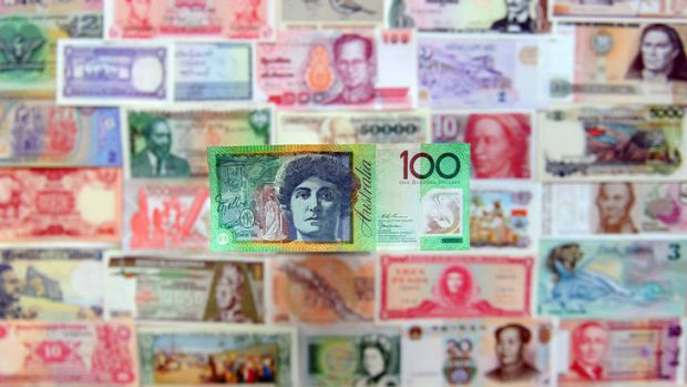 In the three months to October, foreign central banks' deposits with the RBA have jumped by $848 million to more than $2 ...