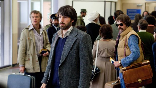 Ben Affleck heads back to the 1970s as a CIA agent in spy thriller <i>Argo</i>.
