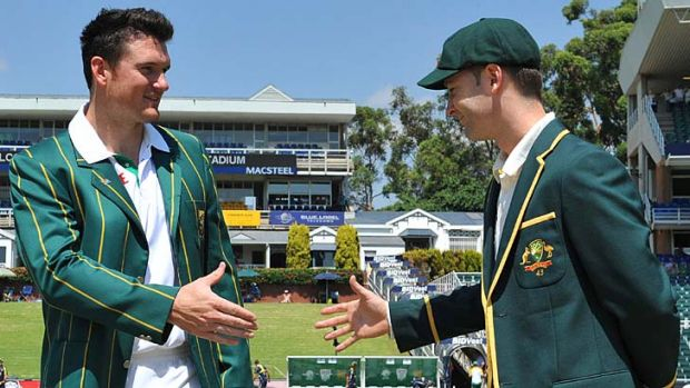"""There are definite parallels between Smithy and Pup"" ... Australian coach Mickey Arthur."