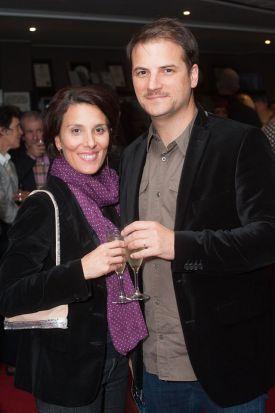 Natalie Latz and Sebastian Latz.