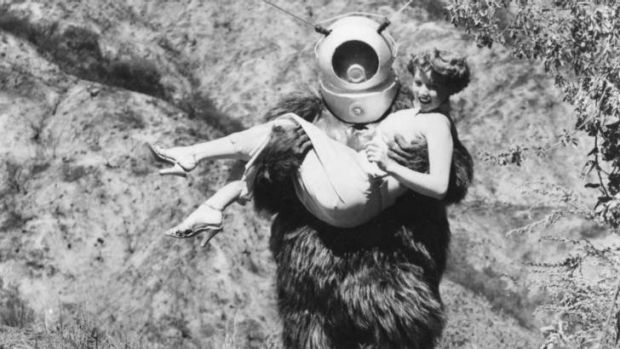 Robot Monster - number two on James Joyce's 10 rubbish movie monsters list.