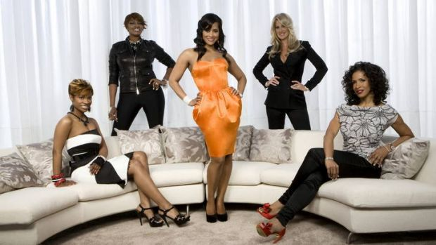 <i>The Real Housewives of Atlanta</i>.