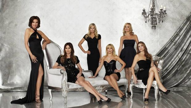 The women of <i>The Real Housewives of New York City</i>.