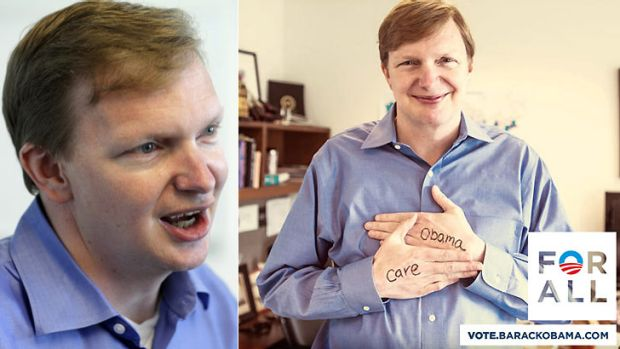 The mastermind behind Barack Obama's campaign ... Jim Messina
