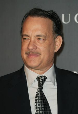 Defrauded ... Tom Hanks.