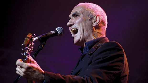 Paul Kelly (above) and Neil Finn say their 10-date tour together has been a long time coming.