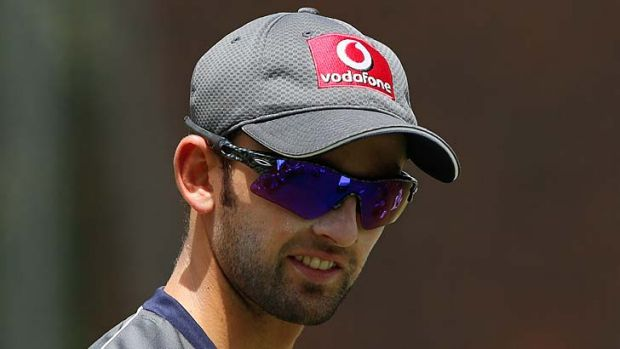 """I have been working hard on and off the field"" ... Nathan Lyon."