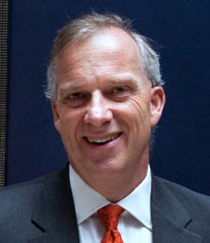 Developing a plan of action ... vice-chancellor Michael Spence.
