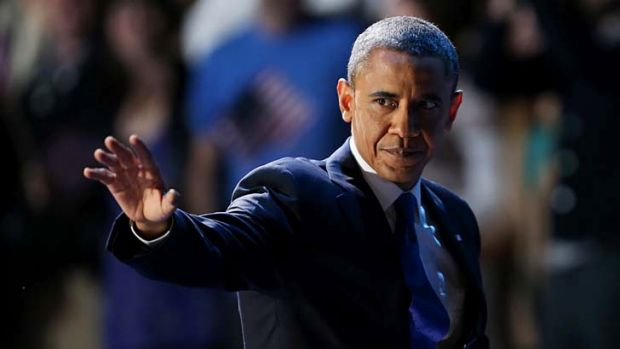 Champion of democracy ... Barack Obama is set to visit Burma.