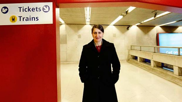 Tunnel boring machines will be in use by 2014 according to Transport Minister, Gladys Berejiklian.