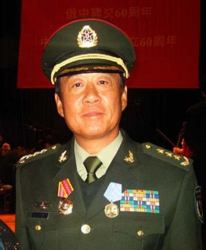 General Liu ... his sidelining will mark the second fall from grace of an ambitious and powerful princeling this year.