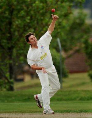Quenbeyan's Mark Higgs has made a return to local cricket after retiring after last season.