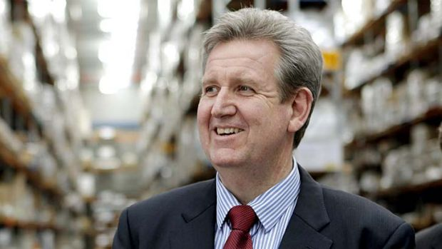Barry O'Farrell ... announced shooters would be allowed into 79 parks in May.