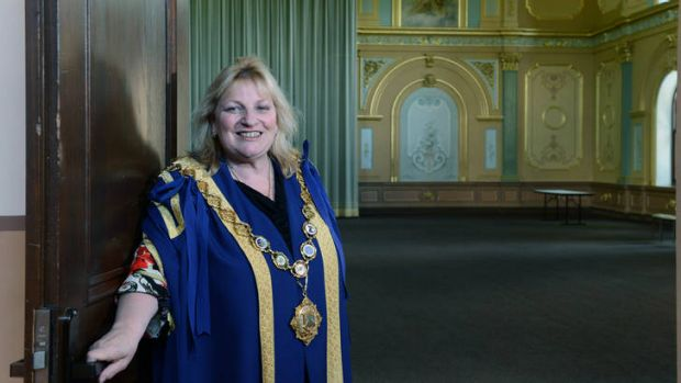The newly elected mayor of Bendigo, Lisa Ruffell, wants to take community engagement to a new level during her term.