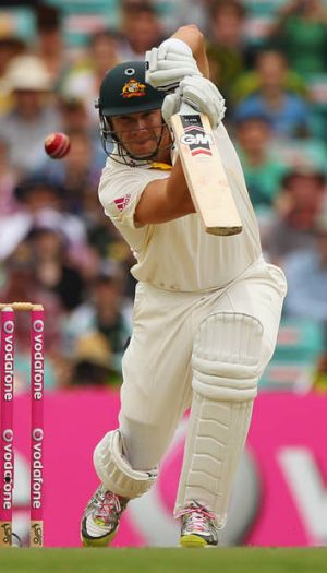 Shane Watson is one of the busiest and most important players in the country.