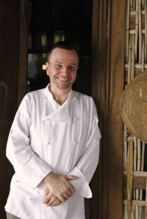Thai that binds … David Thompson depends on rice to balance strong Thai flavours.