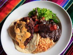 Signature dish: Guanacos carne asada.