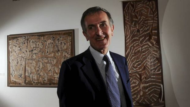 Director of The British Museum, Neil MacGregor, is in Canberra to deliver the Robert Hughes Lecture.