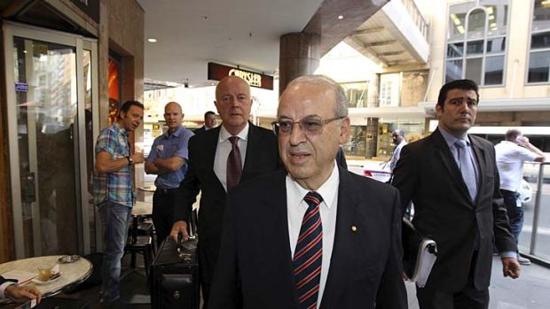 Eddie Obeid ... his family was paid $30 million by Cascade, ICAC told.