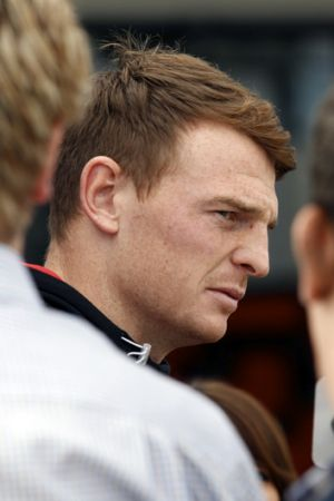"""Brendon Goddard... """"I'll do my best to win games of footy, but I'm not going to be the saviour at all."""""""