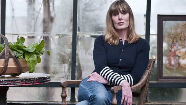 Cancer battle .. Skye Gyngell.
