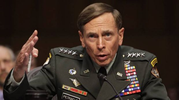 With U.S. General David Petraeus out of the way, President Barack Obama can dictate security.