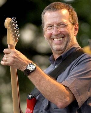 Right chord … Eric Clapton.
