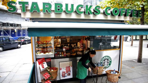 British MPs are accusing Starbucks, Google and Amazon of avoiding tax in Britain.