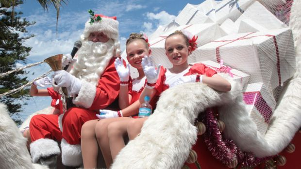 Channel Seven Christmas Pageant