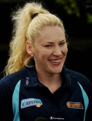 Sponsors are still happy with the impact Lauren Jackson has provided them, despite the injured star not playing a game ...