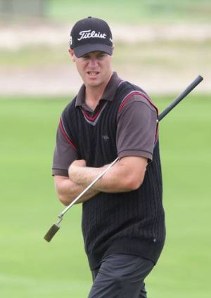 Damon Welsford is ready to take on the Australian Masters.