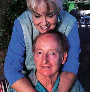 Rod and Mary Laver.