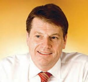 Stuart Fysh - former BG Group executive vice-president.