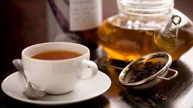 """""""A serving of tea is like adding fruits or vegetables to your diet"""" ... Jeffrey Blumberg, Tufts University."""