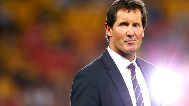 Wallabies coach Robbie Deans ... refused to be drawn into a war of words with Campese.