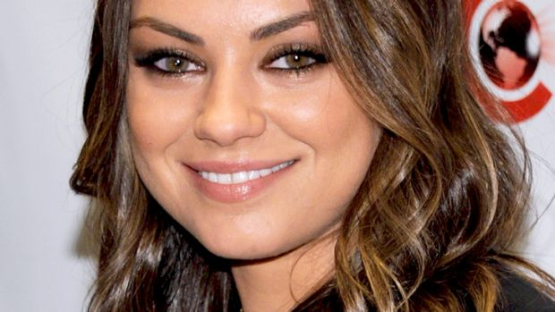Auditioned for everything ... Mila Kunis