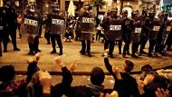 Violent clashes spread across Europe (Video Thumbnail)