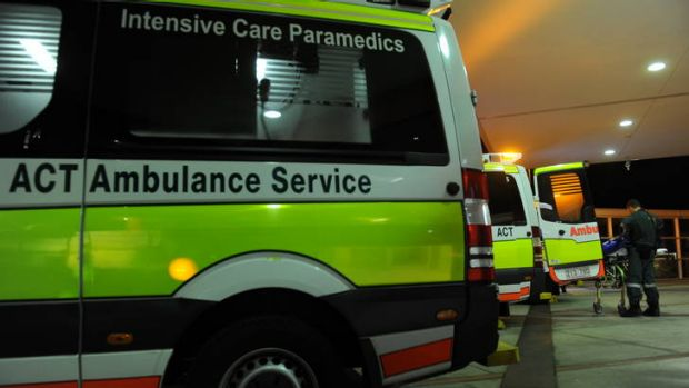 Most of Canberra's frontline ambulance officers were significantly overpaid.