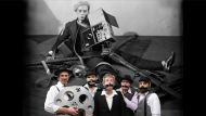 Blue Grassy Knoll plays for Buster Keaton (Video Thumbnail)