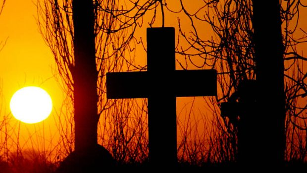 Is the sun setting on the Catholic Church?