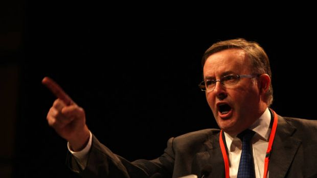 """You might imagine... Albanese would have cracked the whip on this."""