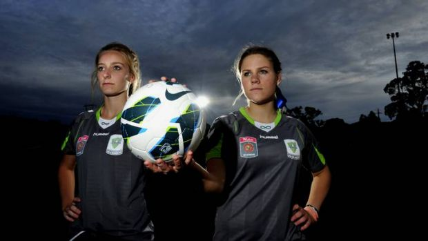 Grace Field and Sally Rojahn are likely to make their debuts for Canberra United on Saturday.