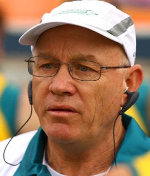 End of the road: Ric Charlesworth.