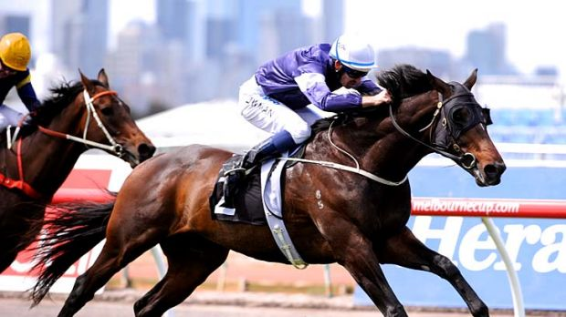 Mourayan brings a good deal of class to the Zipping Classic.