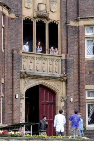 Harassment claims at Wesley College.