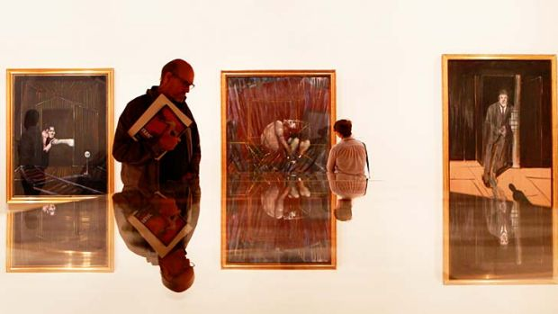 Crackling with life … the exhibition of works by Francis Bacon, now open at the Art Gallery of NSW, highlights the ...